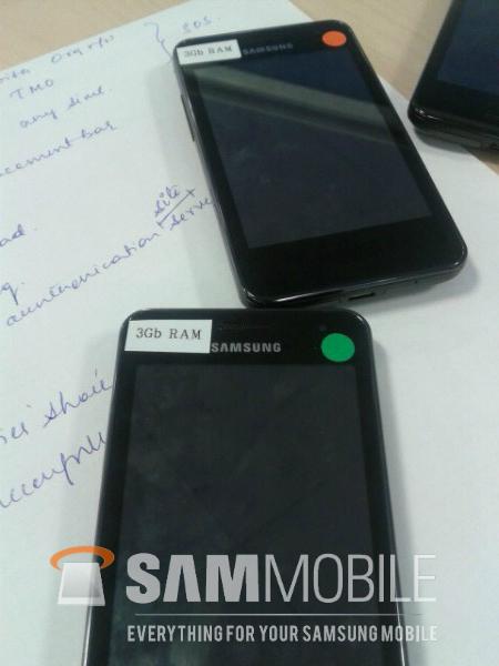 Samsung prototype 2013