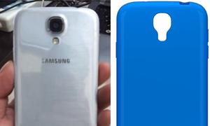 Galaxy S4 hoesje verschenen op internet!