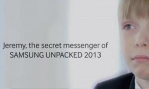 Officiële Samsung Galaxy S4 teaser