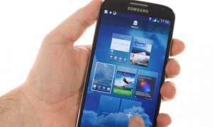 Video: TouchWiz Nature UX 2.0 & 360° Galaxy S4