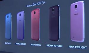 De Galaxy S4 brengt kleur in Nederland
