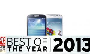 Galaxy S4 beste smartphone van 2013 volgens PC Magazine