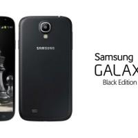Black Edition: de nieuwe uitvoering van de Galaxy S4